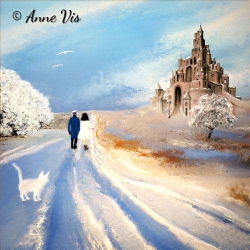 Stroll Through Winter Fantasy Land