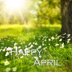 April month view
