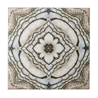 Mediterranean Nature Mosaic Tile