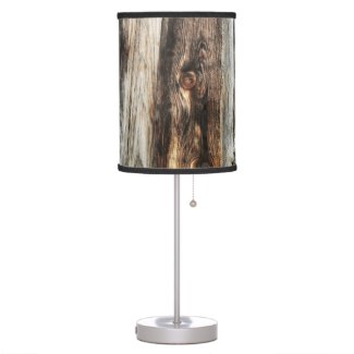 Rustic Drift Wood Design Lamp