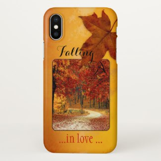 Custom Photo Personalized Autumn Phone Case