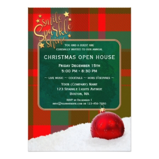 Custom Photos Christmas Holiday Invitation or Card