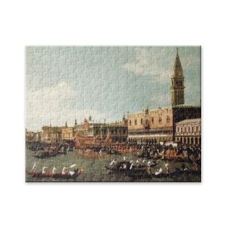 Venice Grand Canal Puzzle